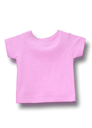 Infant Short Sleeve Tee PINK