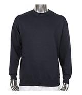 Men&#39s Crew Neck Fleece Sweatshirts