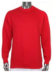 Pro Club Mens Crew Neck Fleece Sweatshirts - Pro Club  
