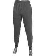 Fleece Comfort Ankle Erastic Pants