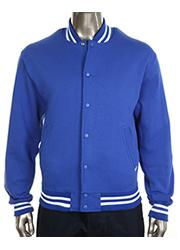 Blue Baseball Jacket nvi4KO