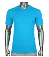 Men's V-Neck Comfort Short Sleeve Tees