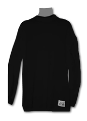 Youth Long Sleeve Thermal BLACK